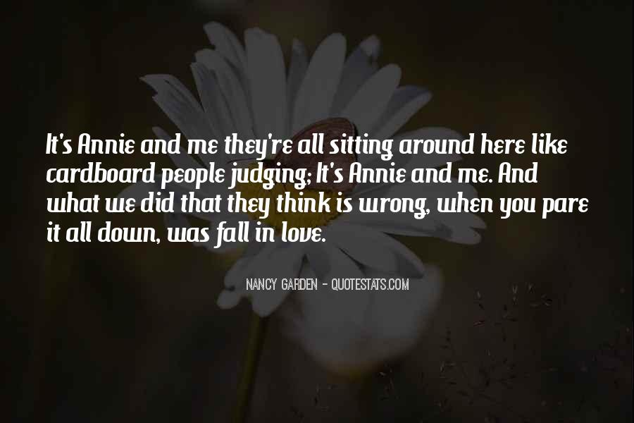 Quotes About You Did Me Wrong #1134701
