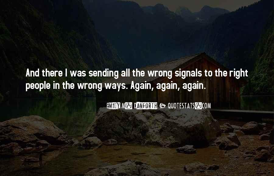 Quotes About You Did Me Wrong #2247