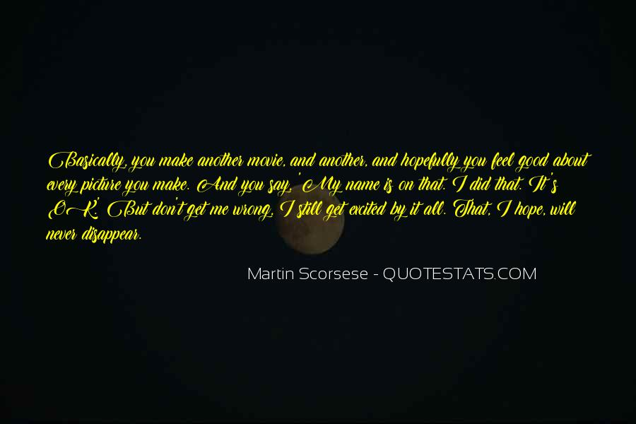 Quotes About You Did Me Wrong #858620