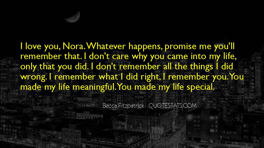 Quotes About You Did Me Wrong #917960