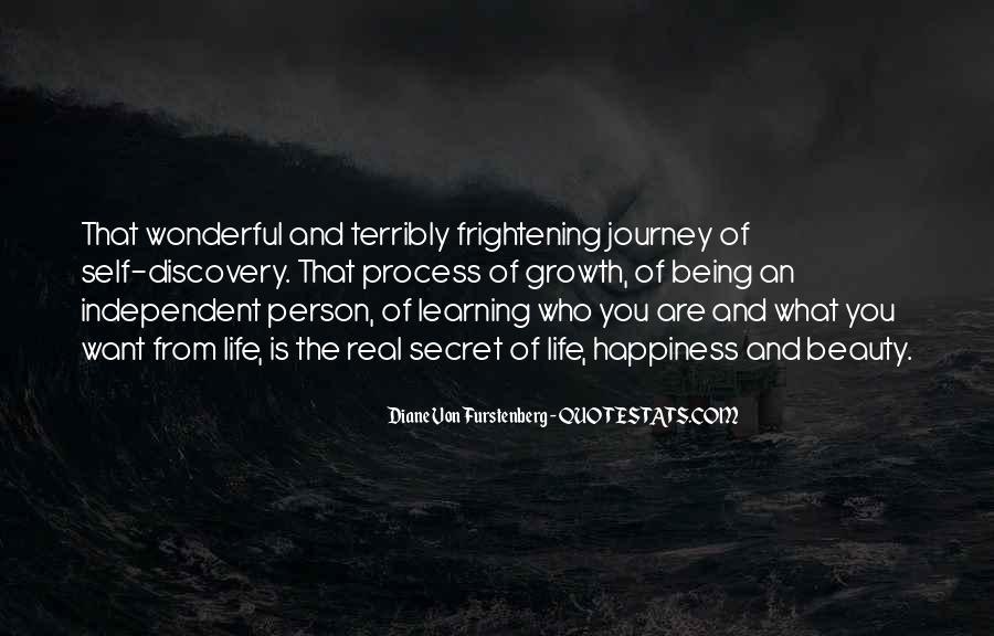 Quotes About Journey And Learning #1370140