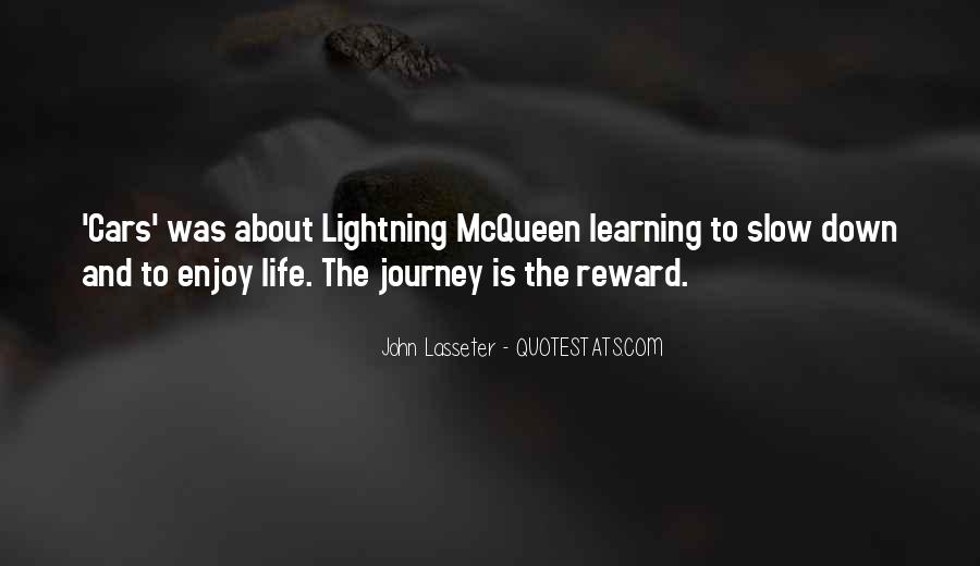 Quotes About Journey And Learning #373730