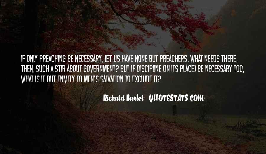 Quotes About Preachers And Preaching #1684494