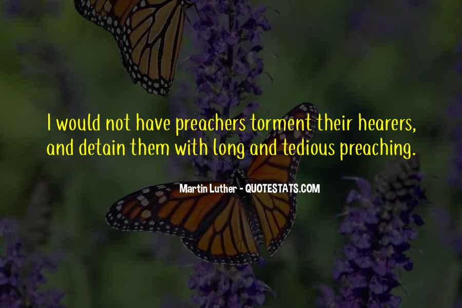 Quotes About Preachers And Preaching #397641