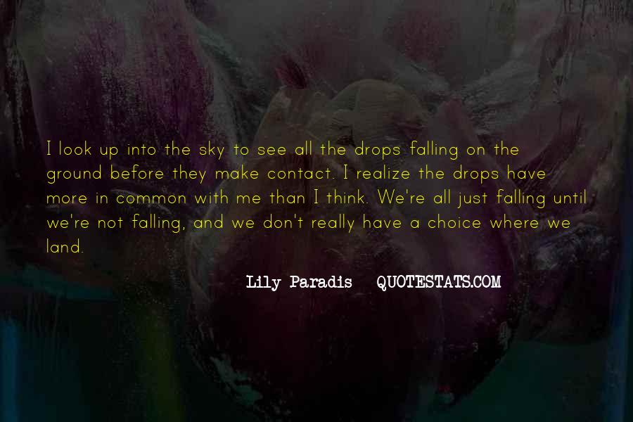 Quotes About Falling On The Ground #1037930