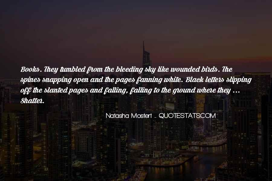 Quotes About Falling On The Ground #1163181