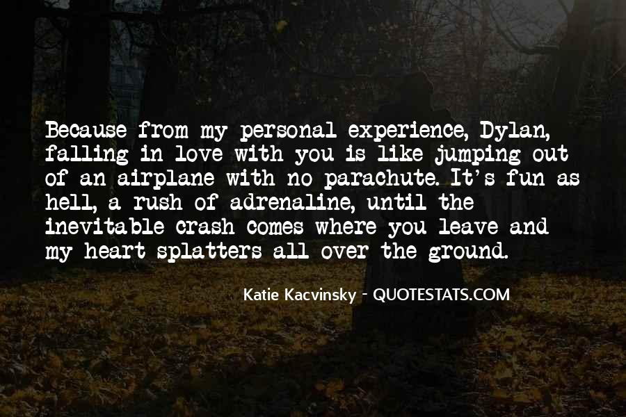 Quotes About Falling On The Ground #1426701