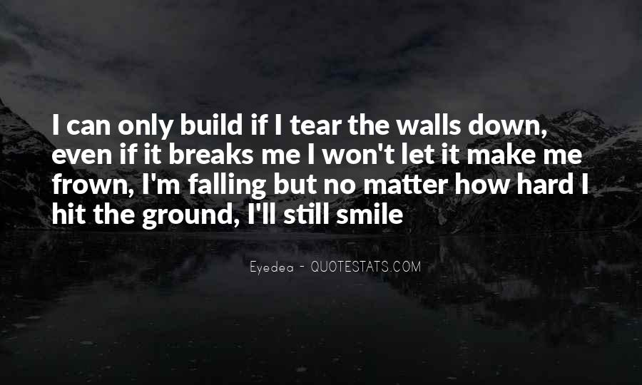 Quotes About Falling On The Ground #154741
