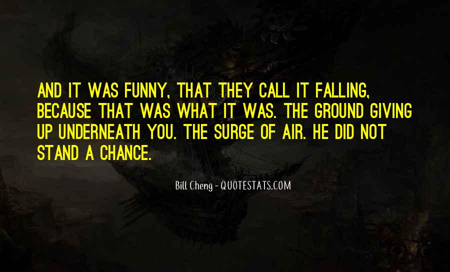 Quotes About Falling On The Ground #1831092
