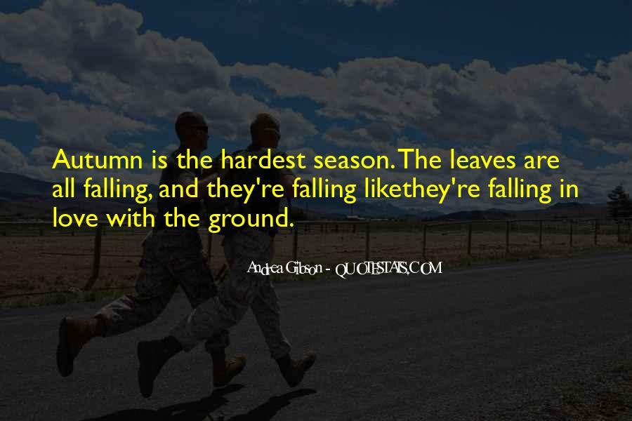 Quotes About Falling On The Ground #304122