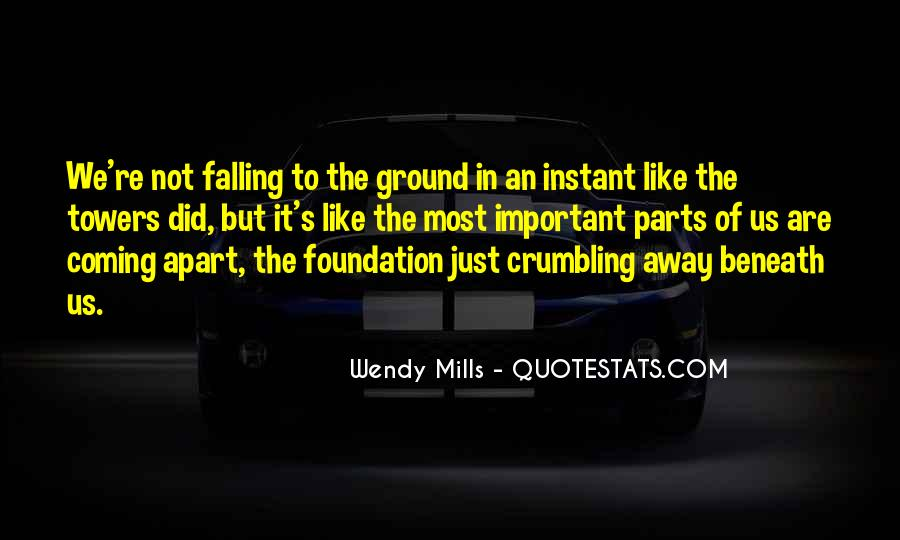 Quotes About Falling On The Ground #315346