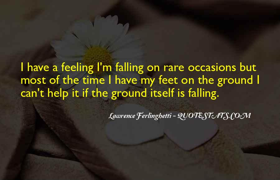 Quotes About Falling On The Ground #347150