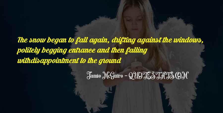 Quotes About Falling On The Ground #697160