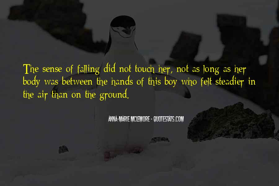 Quotes About Falling On The Ground #71444
