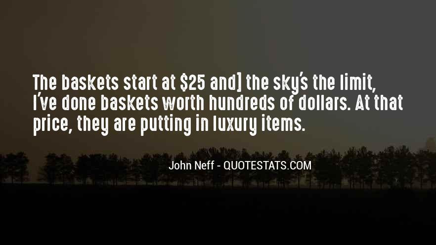 Quotes About Baskets #144913