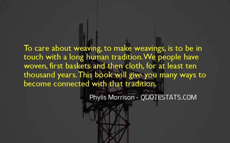 Quotes About Baskets #1819220