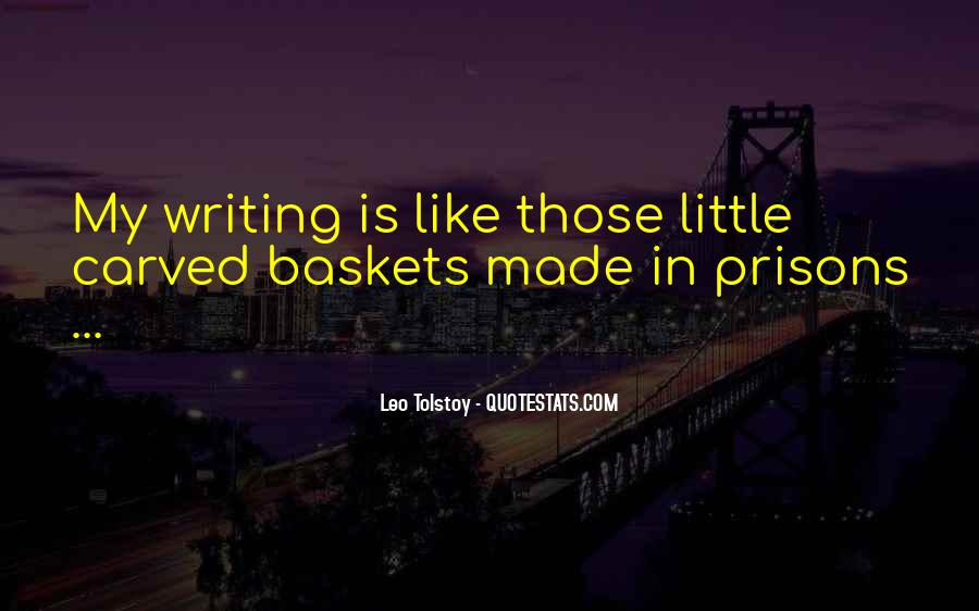 Quotes About Baskets #413514