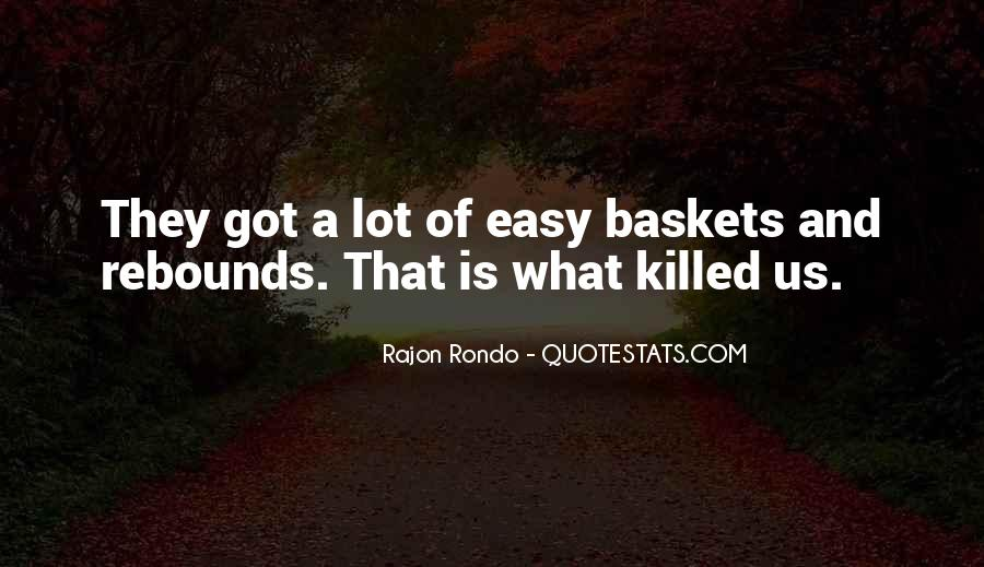 Quotes About Baskets #965545