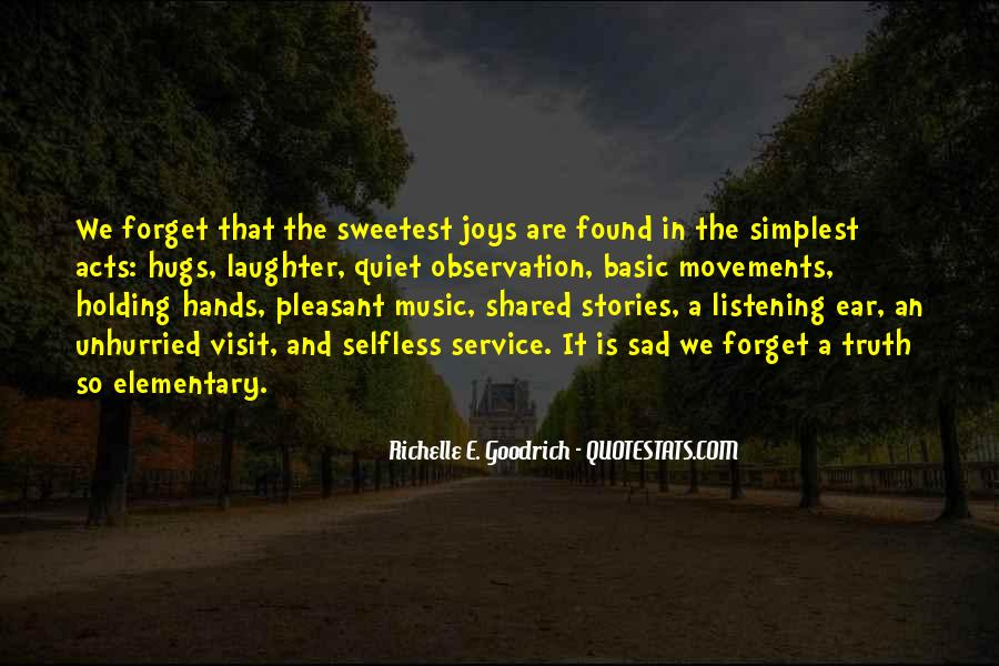 Quotes About Simple Joys #1552251
