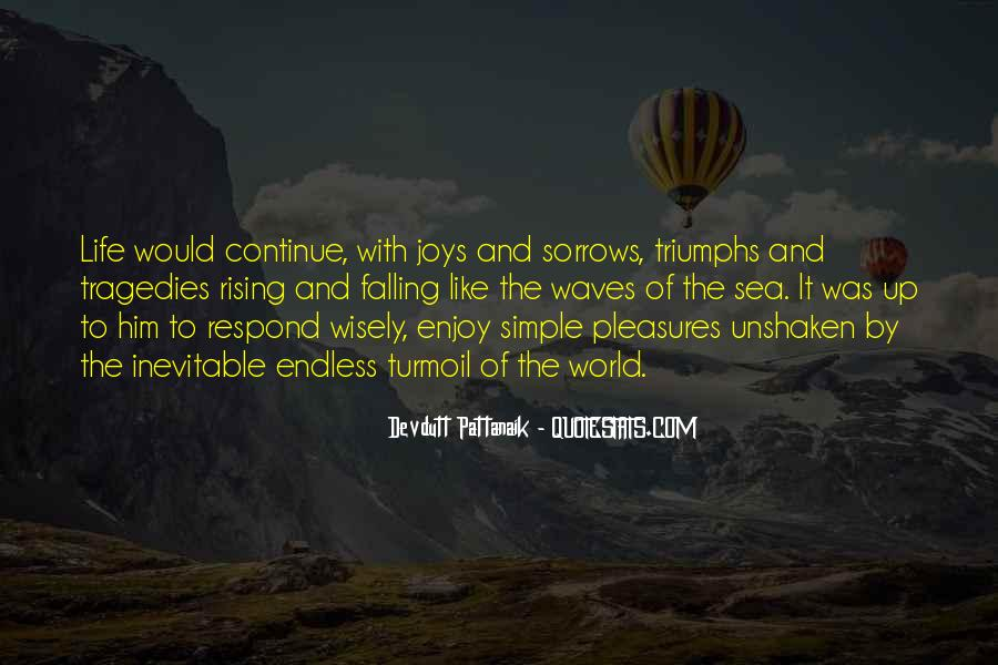 Quotes About Simple Joys #1728369