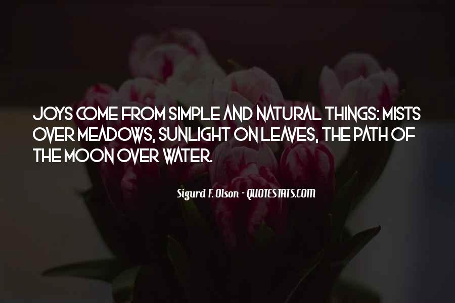 Quotes About Simple Joys #220722