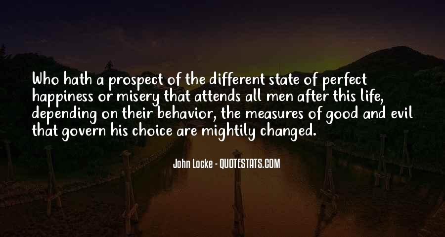 Quotes About The Choice Between Good And Evil #857817