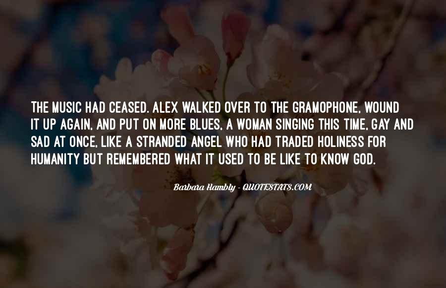 Quotes About A Fallen Angel #1152614