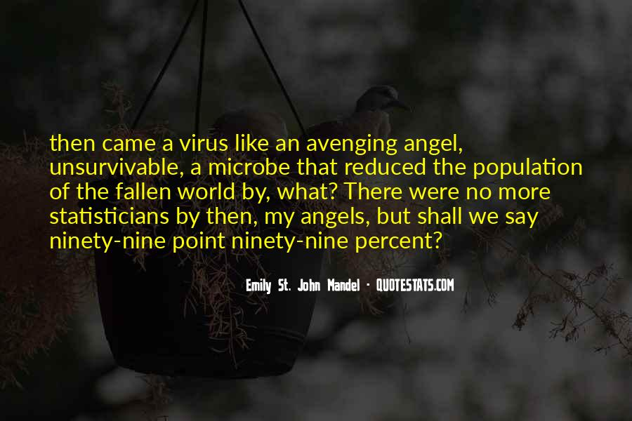 Quotes About A Fallen Angel #324799