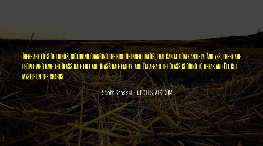 Quotes About Shards Of Glass #958444
