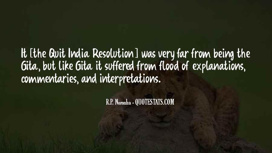 Quotes About Interpretations #1084158