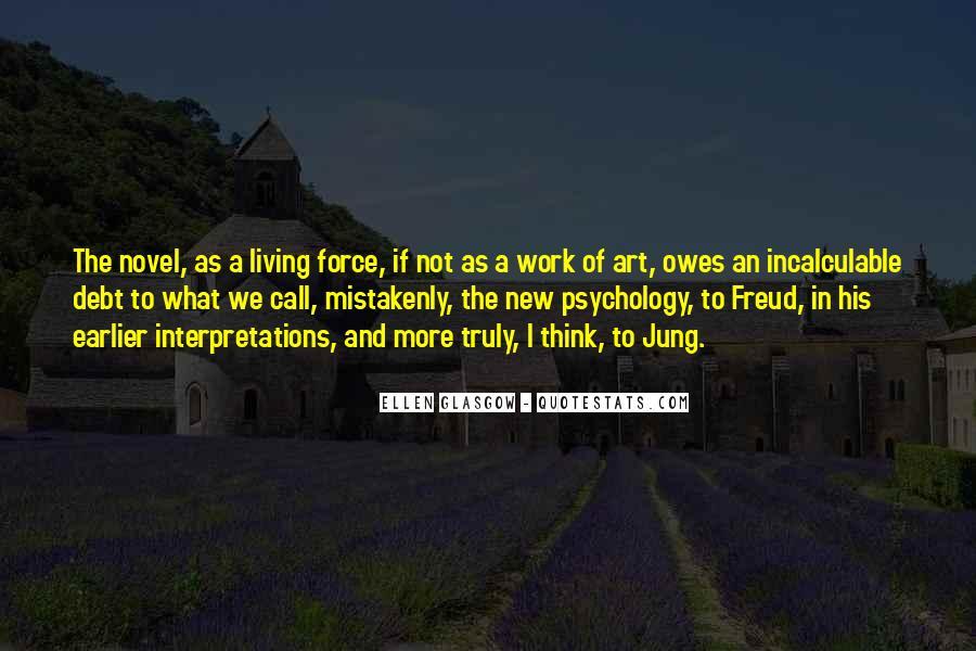 Quotes About Interpretations #138031