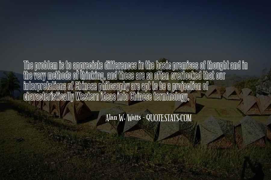 Quotes About Interpretations #202666