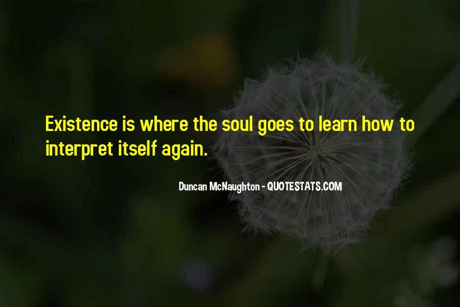Quotes About Interpretations #255447
