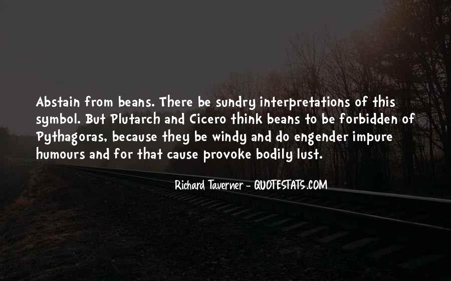 Quotes About Interpretations #315618