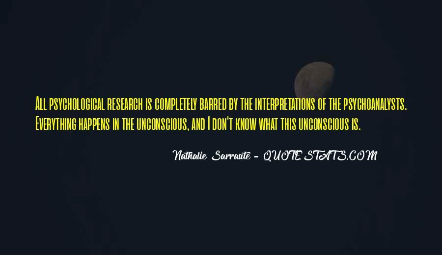 Quotes About Interpretations #352761