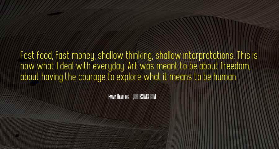 Quotes About Interpretations #370385