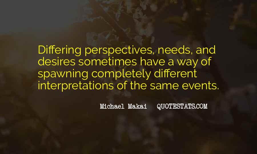 Quotes About Interpretations #397255