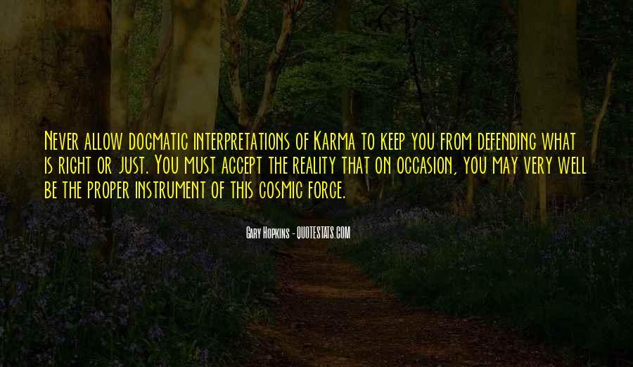 Quotes About Interpretations #437833