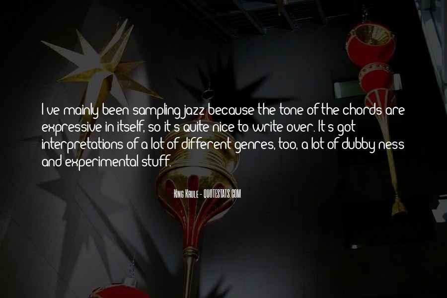 Quotes About Interpretations #475378