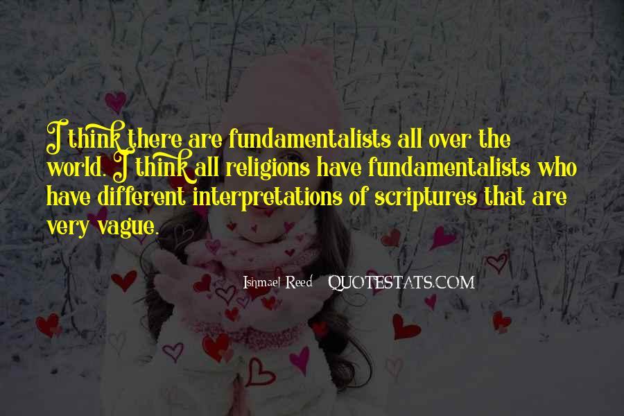 Quotes About Interpretations #483953