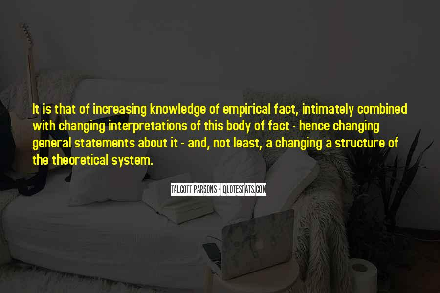 Quotes About Interpretations #489879