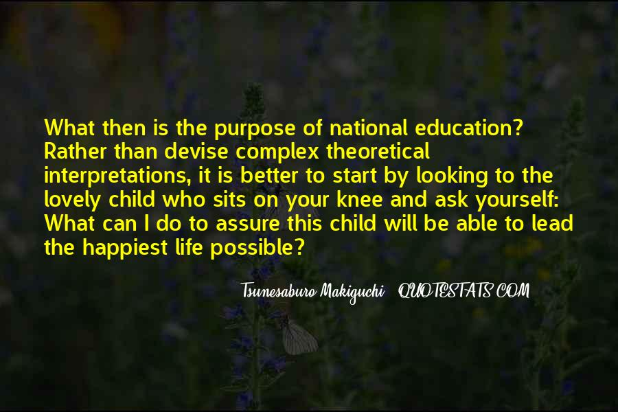 Quotes About Interpretations #651255