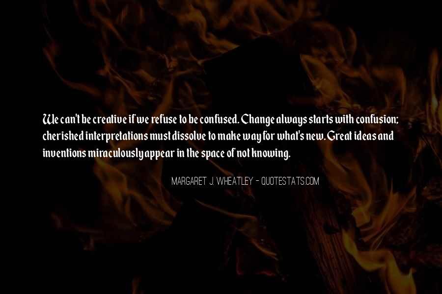 Quotes About Interpretations #992006