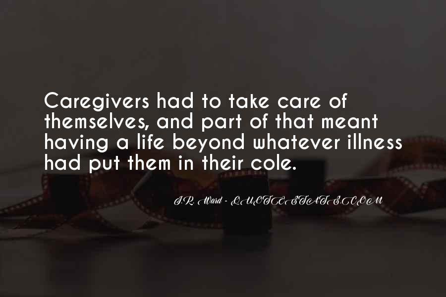 Quotes About Nursing Life #1831838