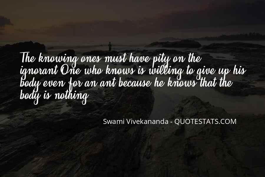 Quotes About Not Knowing Whether To Give Up #179462