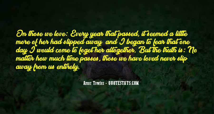 Quotes About Passed Loved Ones #542129