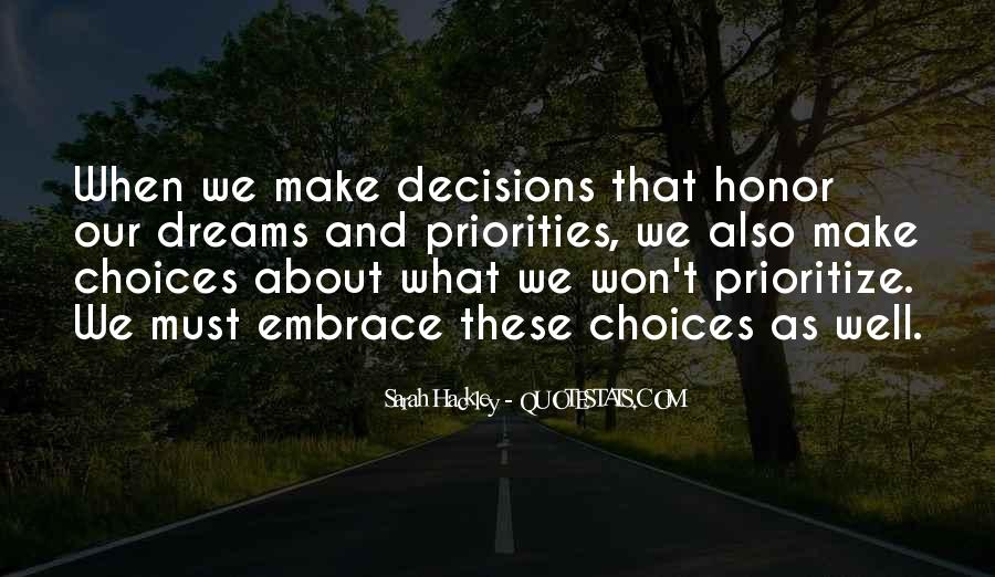 Quotes About Prioritize #1313931