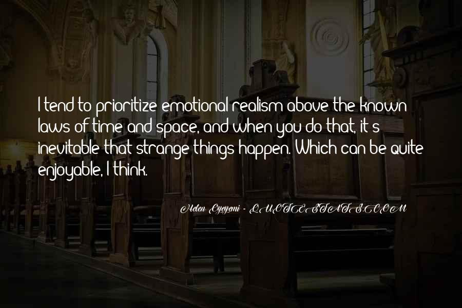 Quotes About Prioritize #1330221