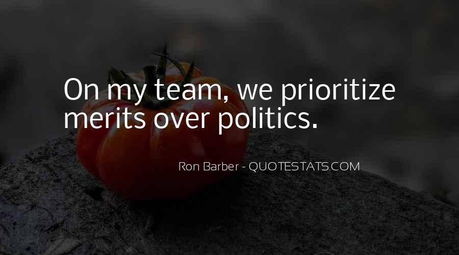 Quotes About Prioritize #134369