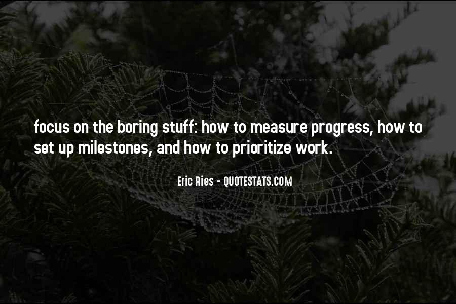 Quotes About Prioritize #268871